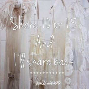 {#10} Share with Me {10, 15 ,20shares Max}